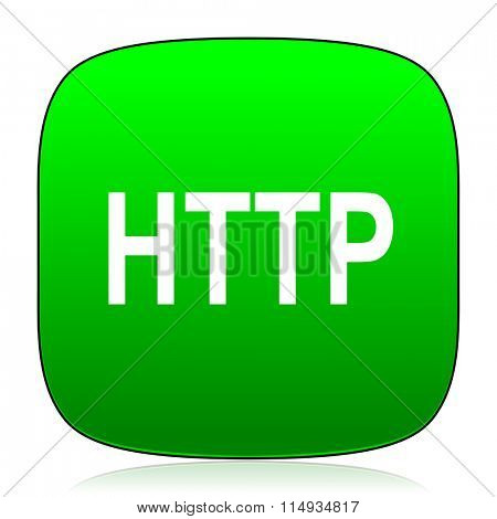 http green icon