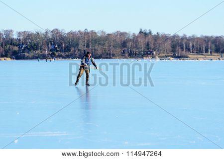 Solo Skating