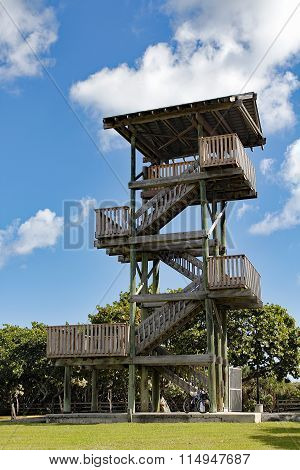 Hollywood Beach Lookout Tower