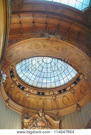 Vintage Wooden Ceiling