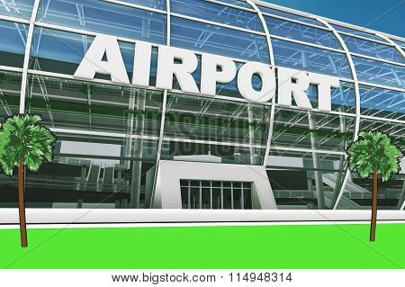 Airport Entry