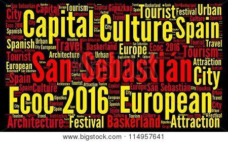 San Sebastian, Spain, European Capital of Culture 2016