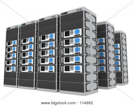 servidores 3D