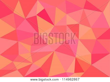 Low poly style vector, color low poly design, low poly style illustration, Abstract low poly backgro