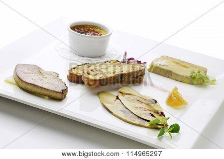 Variants Of Foie Gras