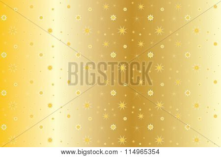Gold for Invitation Celebrate date