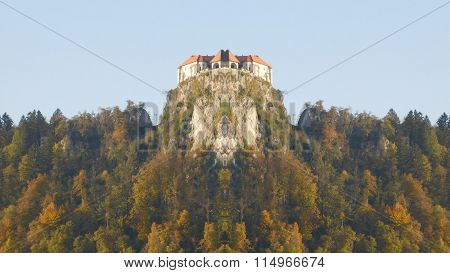 Slovenia Bled Castle