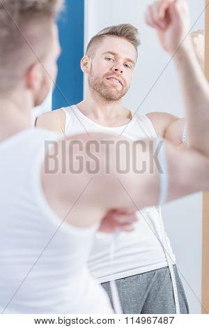 How Big Is Bicep