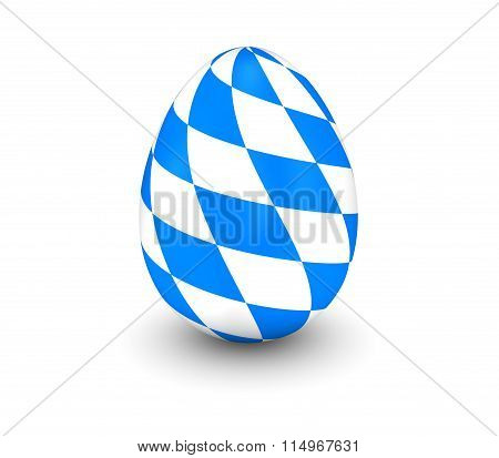 Bavarian Egg 3D