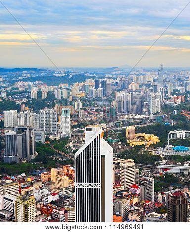 Kuala Lumpur Architecture, Malaysia