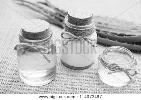 natural aloe vera for skin care and health