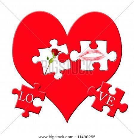 Valentine`s Puzzle