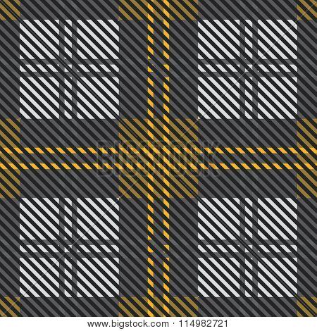Seamless Tartan Pattern. Scottish tartan plaid fabric.
