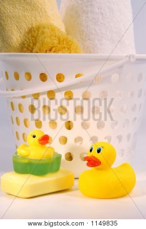 Ducks With Towels