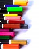 picture of storyboard  - a image of a color pencils for used - JPG
