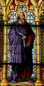 stock photo of luka  - Church Window In The Dom Of Cologne - JPG