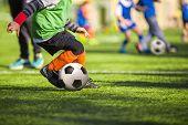 Football Training For Children poster