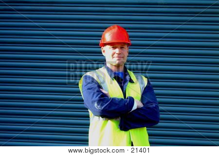 Construction Worker 11