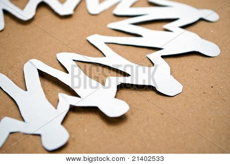 Unity Paper Man