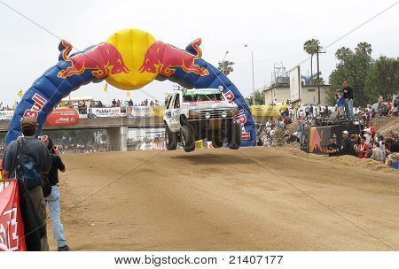 Baja 500 Racing in Mexico