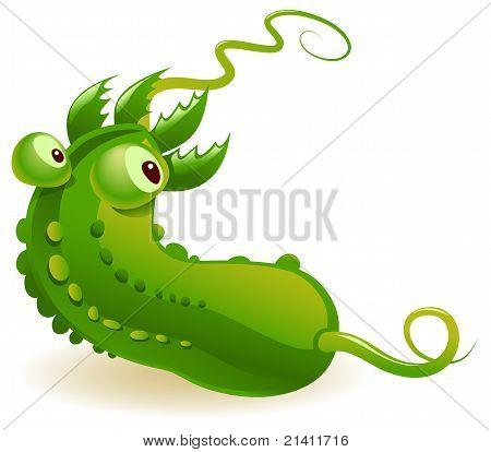 Contaminated Cucumber