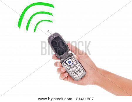 Getting Cell Phone Signal