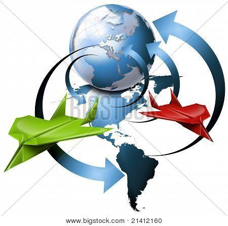 Global fly