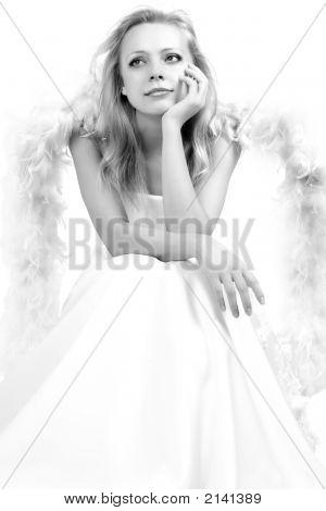 Bride Angel