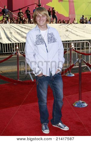LOS ANGELES - JUL 20: Jason Dolley at the 'The X-Files: I Want To Believe' - World Premiere at the Grauman's Chinese Theater in Los Angeles, California on July 23, 2008