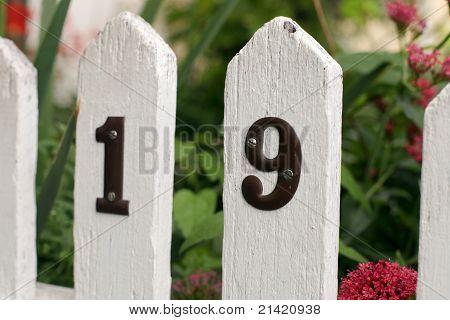 Nummer neunzehn