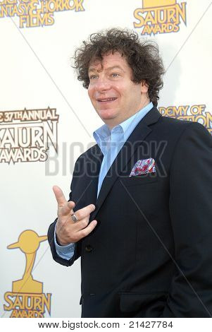 BURBANK, CA - JUNE 23: Jeff Ross arrives at the 37th annual Saturn awards on June 23, 2011 at The Castaways restaurant in Burbank, CA