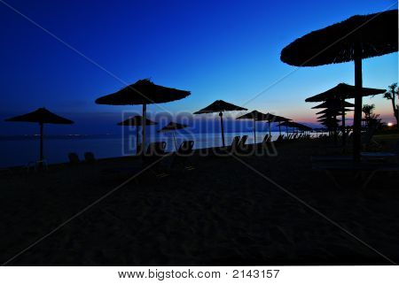 Nocturnal Beach