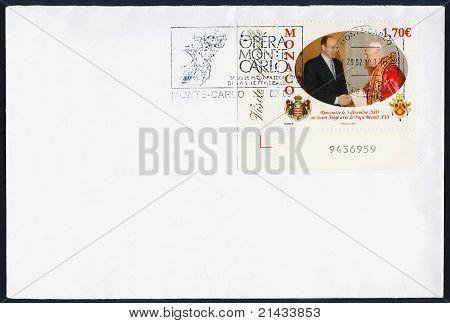Letter from Monaco
