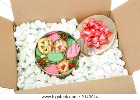 Shipping Christmas Cookies