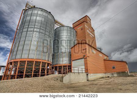 Prairie Grain Elevator
