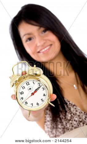 Alarm Clock - Girl
