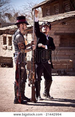 Wild Wild West Con 2011