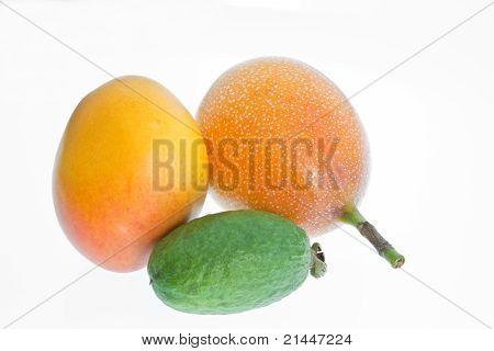 Exotic Fruit Trio