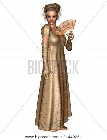 Jane Austen Character - 2