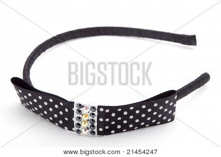 Hairgrip Isolated At White Background