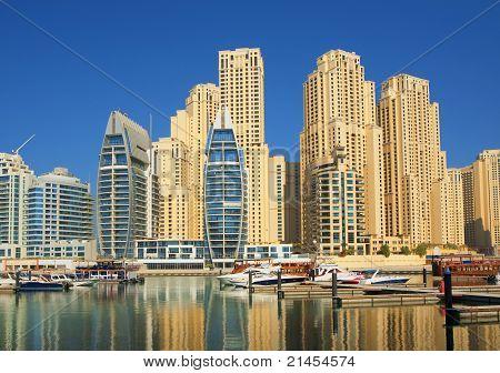 Dubai. Cityscape