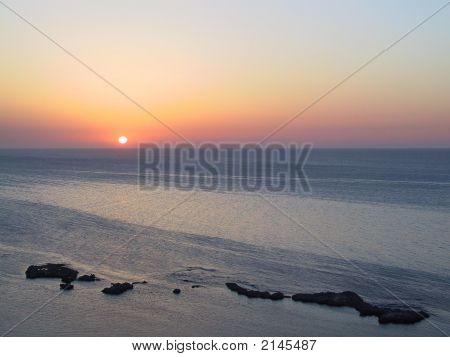 Tripolis Sunset