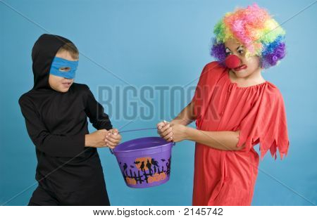Trick Or Treat Dispute