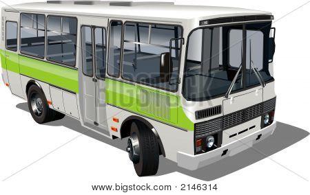 Urban/Suburban Passenger Mini-Bus
