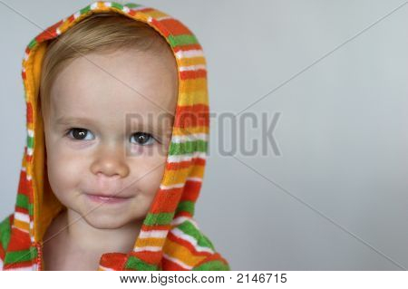 Bebê bonito