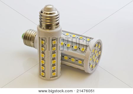 Various Sizes Of Bulbs Smd Leds