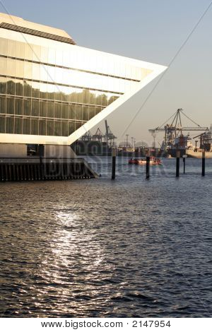 Golden Harbour Scene