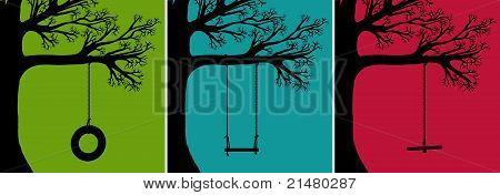 Baum-Swing-Auflistung