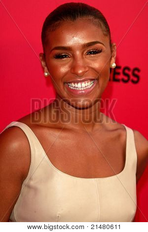 LOS ANGELES - OCT 11: Melody Thornton at Hollywood Life's 6th Annual Hollywood Style Awards at the Armand Hammer Museum in Los Angeles, California on October 11, 2009