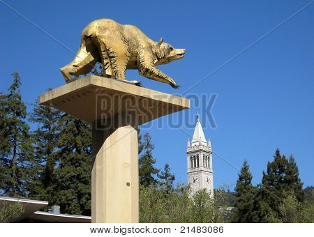University Campus UC Berkeley, California